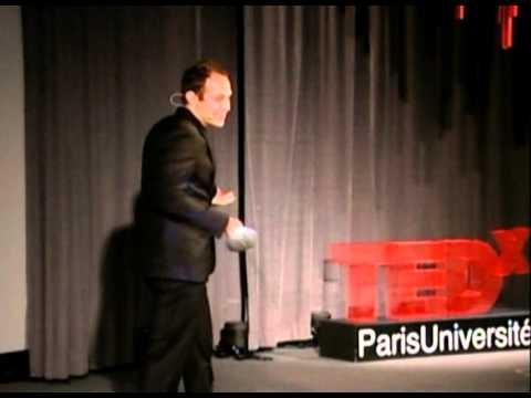 TEDxParisUniversités - Alexandre Woog - Buzz, Feedback and Life lessons