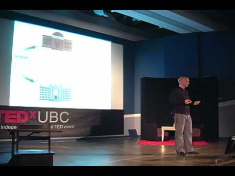 TEDxUBC - Dan Pontefract - Mr. Classroomachev: Tear Down This Wall