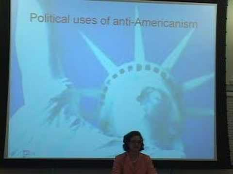 What is Anti-Americanism? The Case of France