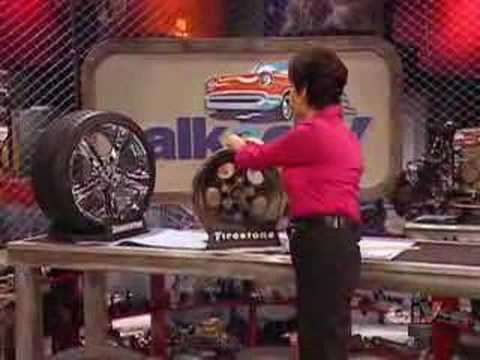 Selecting Tires for Your Car