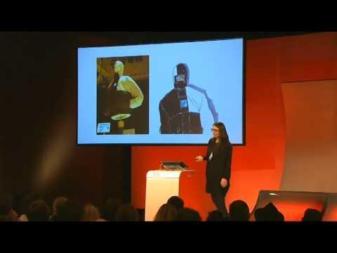 TEDxVienna - Sabine Seymour - Functional Aesthetics