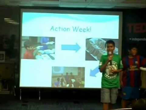 TEDxASB - Grade 5 Students of ASB - Enquiry into Importance of Eating Healthy
