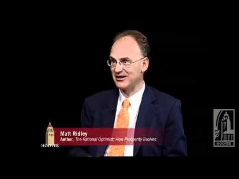 Rational optimism with Matt Ridley: Chapter 2 of 5