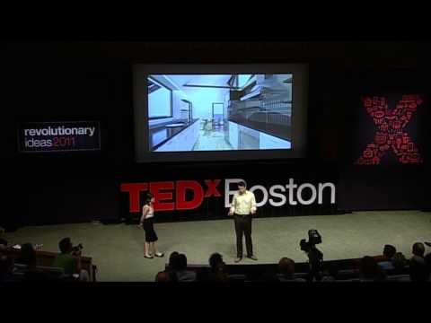 TEDxBoston - Spencer Culhane & Julianne Rhoads - Let the Sun Shine In