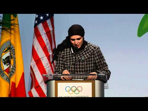 Session C - IOC WORLD CONFERENCE WOMEN AND SPORT 2012