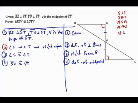 Triangle Example Proof 3