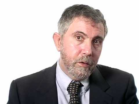 Paul Krugman on Learning From Mistakes