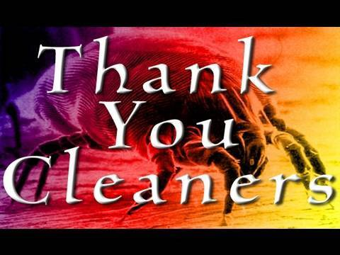 Thank You Cleaners | Learn English | Vocabulary