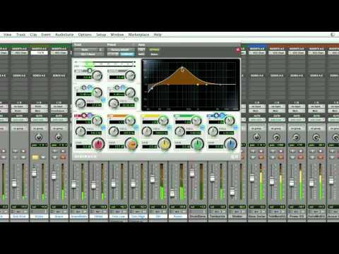 Pro Tools tutorial: Establishing initial mix settings   lynda.com