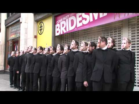 Rev - Flash mob at Oxford Circus