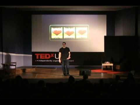 TEDxUBC - Bill Jensen & Josh Klein - No One Can Piss For You