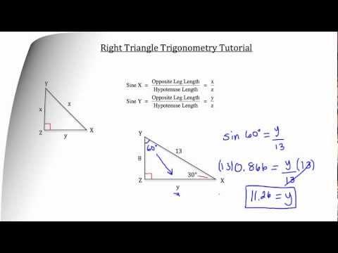 Right Triangle Trigonometry- Textbook Tactics