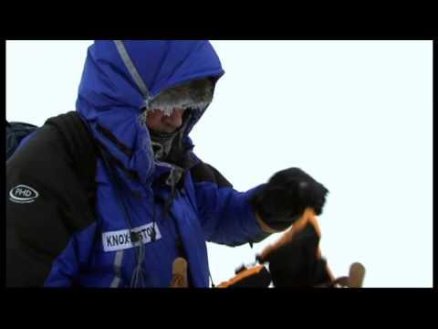 Polar trek gets tough - BBC