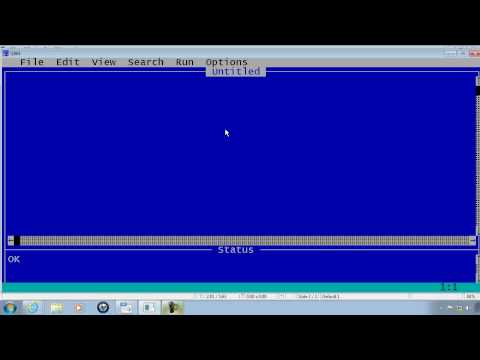 QBasic Tutorial 22 - String Manipulation - QB64