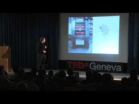 TEDxGeneva - Demian Conrad - Visualisation Of Rarity