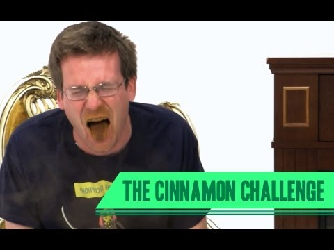 The Science of the Cinnamon Challenge