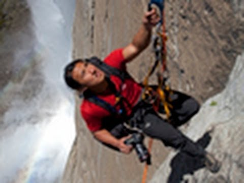 National Geographic Live! - Jimmy Chin: Trapped in an Avalanche