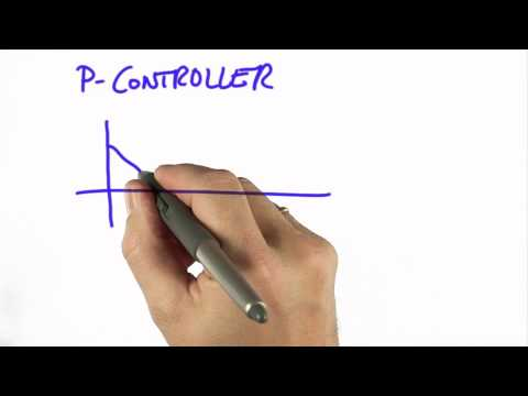 Proportional Control Solution - CS373 Unit 5 - Udacity