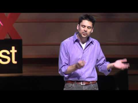 TEDxOrangeCoast - Matthew Peterson - Teaching Without Words