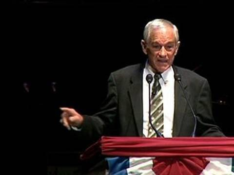 Ron Paul - End the Fed