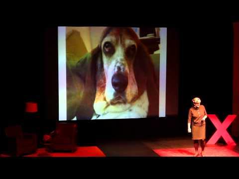 TEDxNapaValley - Geni Whitehouse - Leading from Within: The Basset Hound versus The Nun