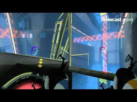 Portal 2 Co-op Walkthrough / Course 4 - Part 6 - Room 06/09