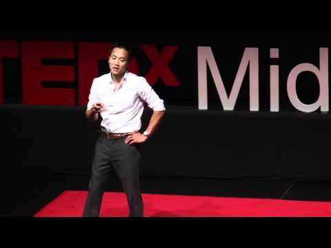 TEDxMidAtlantic 2010 - Albert Lin - 11/5/10
