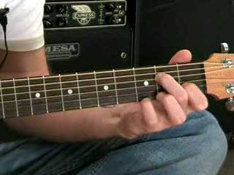 Silent Night for Solo Guitar #1of2 (Christmas Songs Guitar Lesson ST-100) How to play