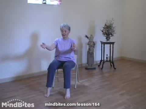 Seat Qigong: The Wave