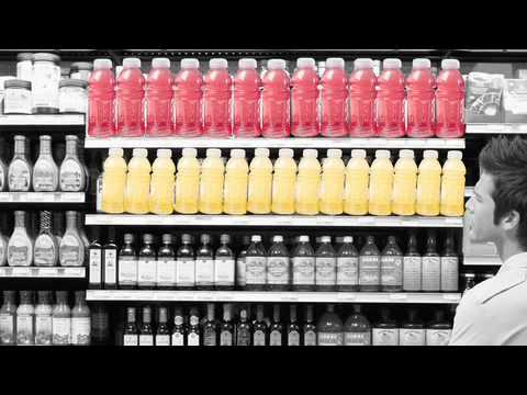The Stuff of Genius - Sports Drinks