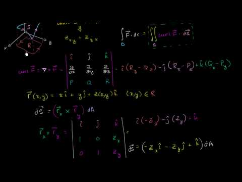 Stokes' Theorem Proof Part 3