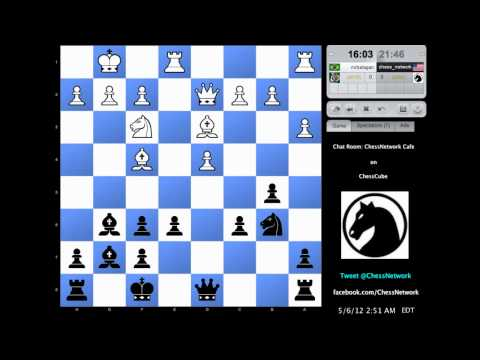 Simultaneous Chess Exhibition w/ Live Commentary #2: 7 Opponents