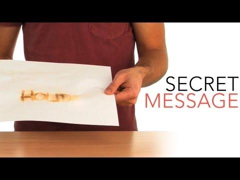 Secret Message - Sick Science! #015