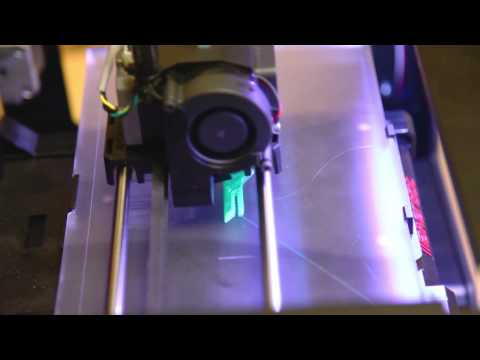 Tour of the MakerBot Replicator 2