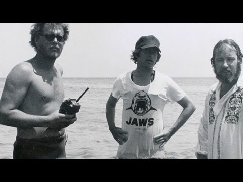 The Shark Cage from Jaws | How Jaws Changed the World -- Shark Week 2012