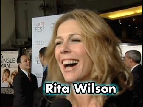 Rita Wilson on Director Tom Ford and A SINGLE MAN