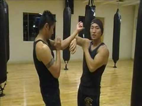 Wing Chun - Bong Sau/Lop Sau Drill (part 2)