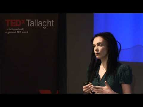 TEDxTallaght -- Judymay Murphy - Overriding the Default Failure Drive