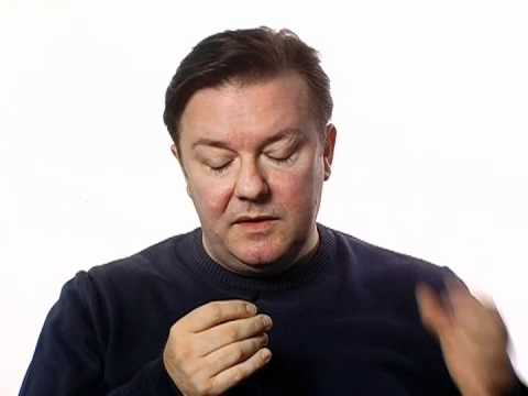 Ricky Gervais on the Art of Collaboration