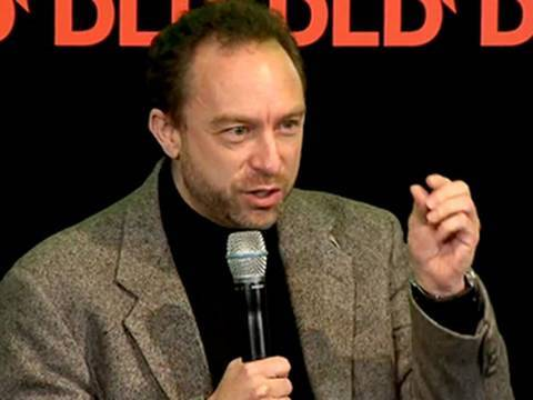 Wikipedia's Community-Based Business Model - Jimmy Wales