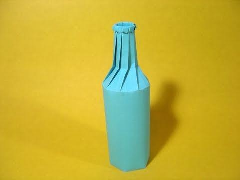 Origami Bottle (Jo Nakashima)