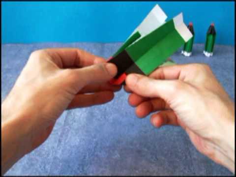 Origami Plane: Missile