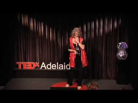 TEDxAdelaide - Diane Bell - The manifesto for the River Murray