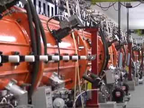 Video News Release : CERN announces start-up date for LHC