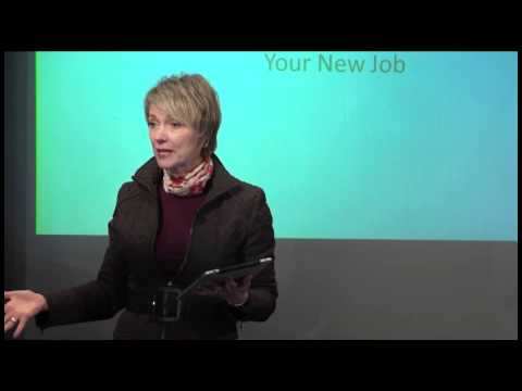 TEDxPortsmouth - Katie Ledger - Your New Job