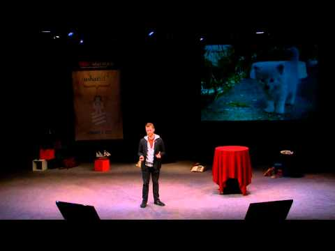 TEDxManitoba - Gem Newman: Curiosity Didn't Kill the Cat