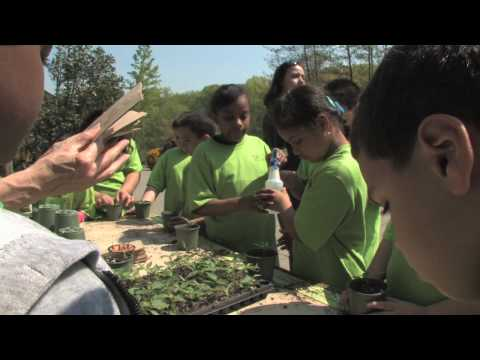 NYBG and Burpee Celebrate Earth Day