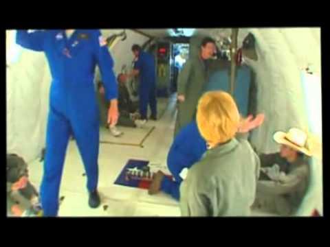 NASA Reduced Gravity Student Flight Opportunity
