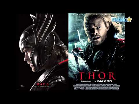 Thor Movie Posters Analysis
