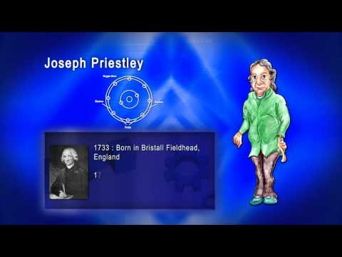 Top 100 Greatest Scientist in History For Kids(Preschool) - JOSEPH PRIESTLEY